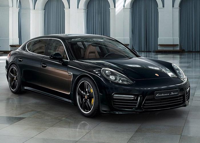Limousine Service Porsche Erlebnis Suiten