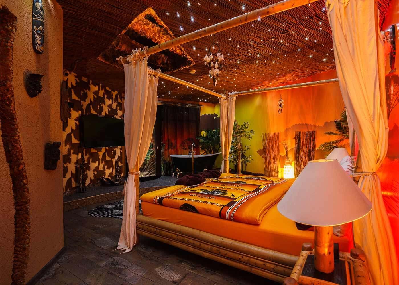 Premium Deluxe Suite Himmelbett