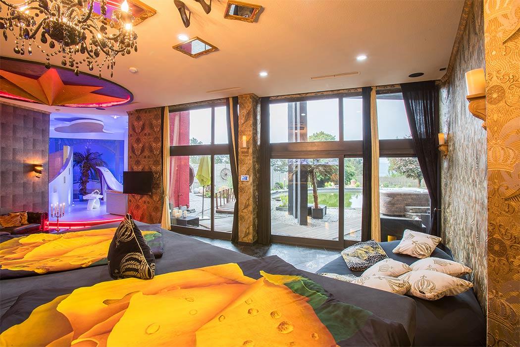 Diamond Suite Wohnraum