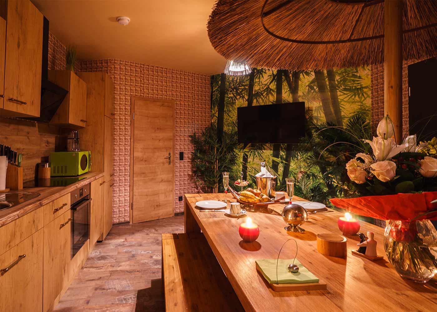 eigene Küche Premium Suite