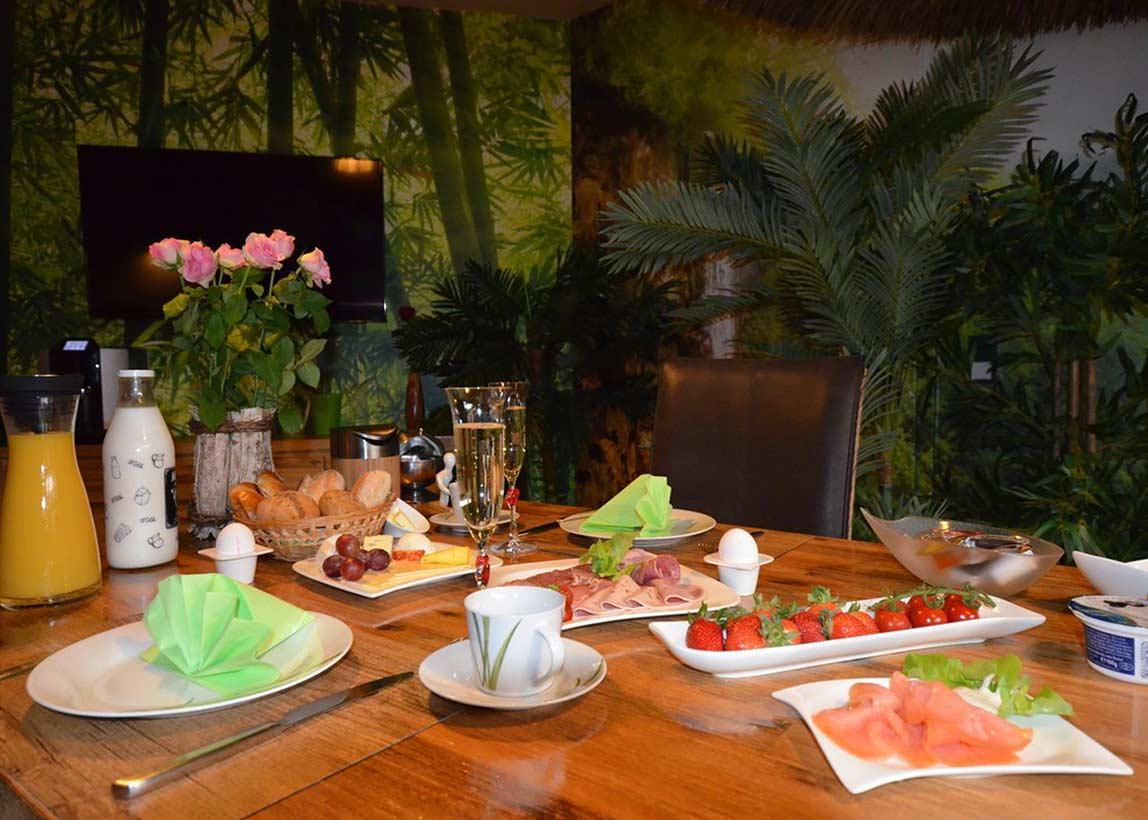 Frühstück Premium Suite