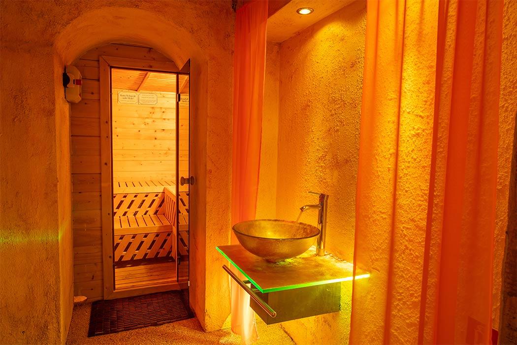 Sauna Traumancht Suite