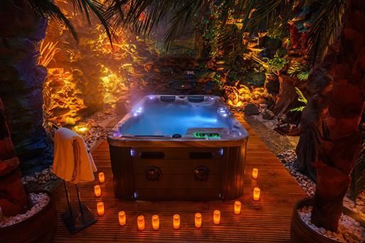 Suite Premium innen Whirlpool