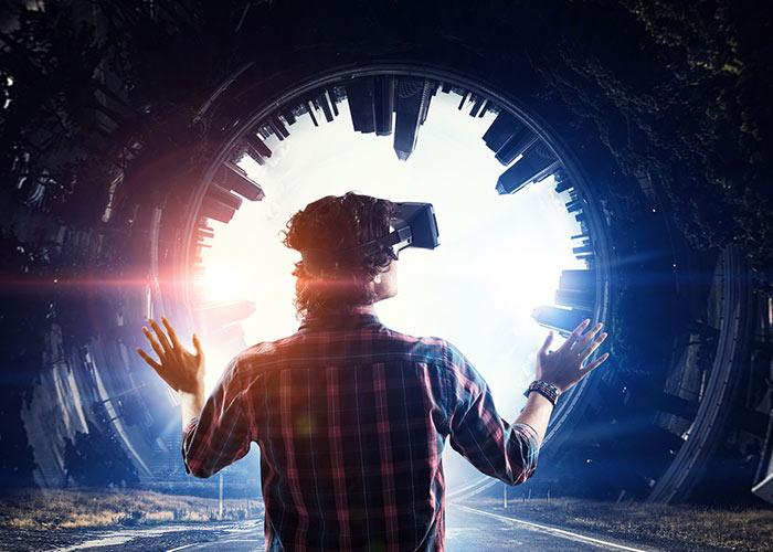 Virtual Reality Paket