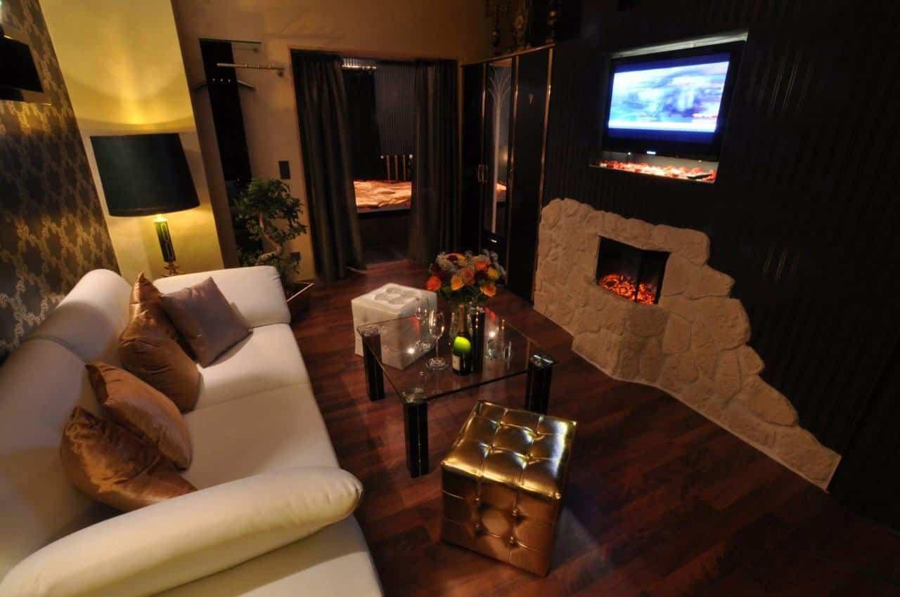 Wohnzimmer – deine Traumnacht