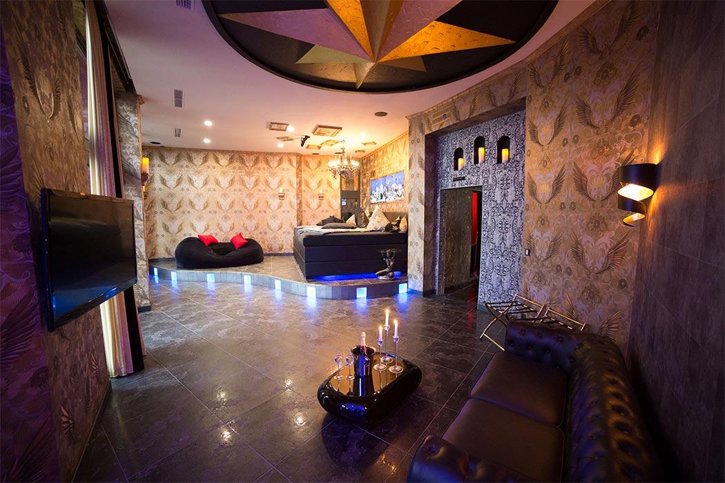 Wohnzimmer Diamond Suite